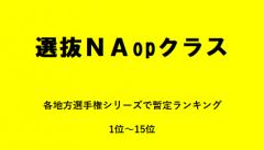 選抜NAopクラス  MFJ全国モトクロスSUGO大会