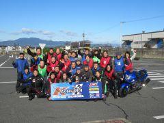 北川ライディングスクール in 月の輪ドライビングスクール