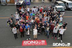 10月27日(火)ライディングスポーツ走行会マイペースランin筑波サーキットコース2000